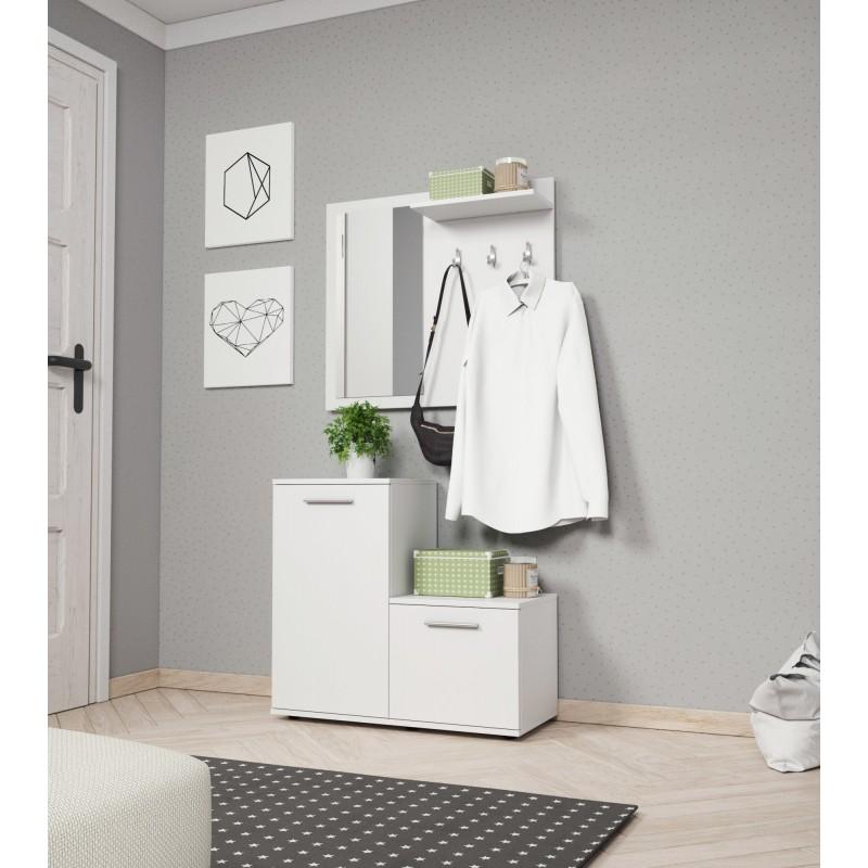 garderoba MONTI biała