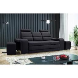 Sofa MARS +2 pufy promo