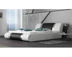 łóżko tapicerowane ALAN promo