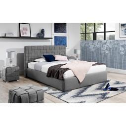 Łóżko tapicerowane Kris