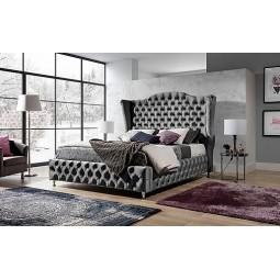 Łóżko tapicerowane Baron