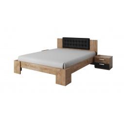 Łóżko ze stolikami RIMA