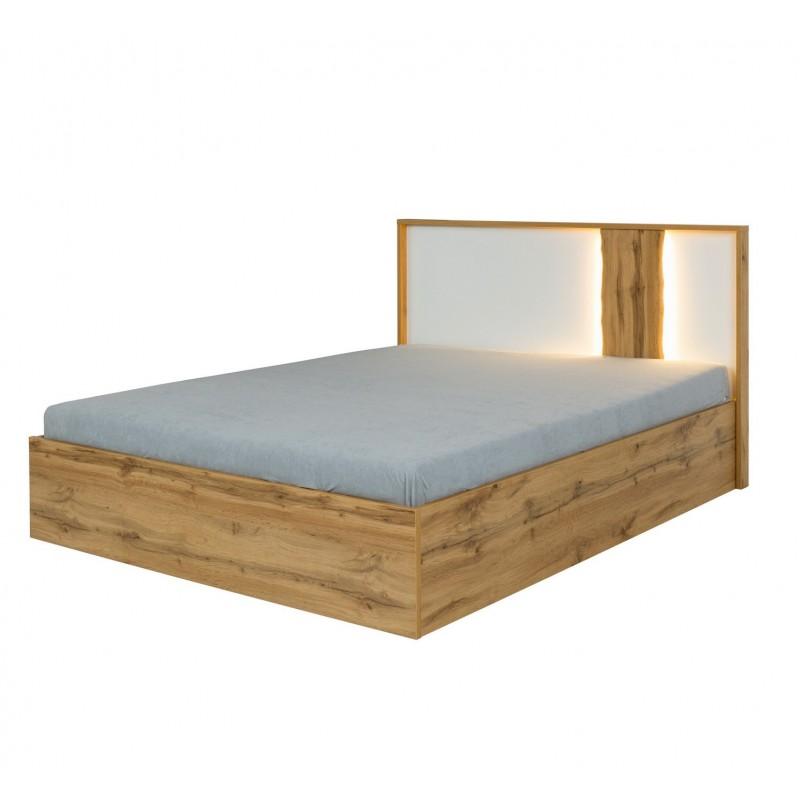 Łóżko WOOD