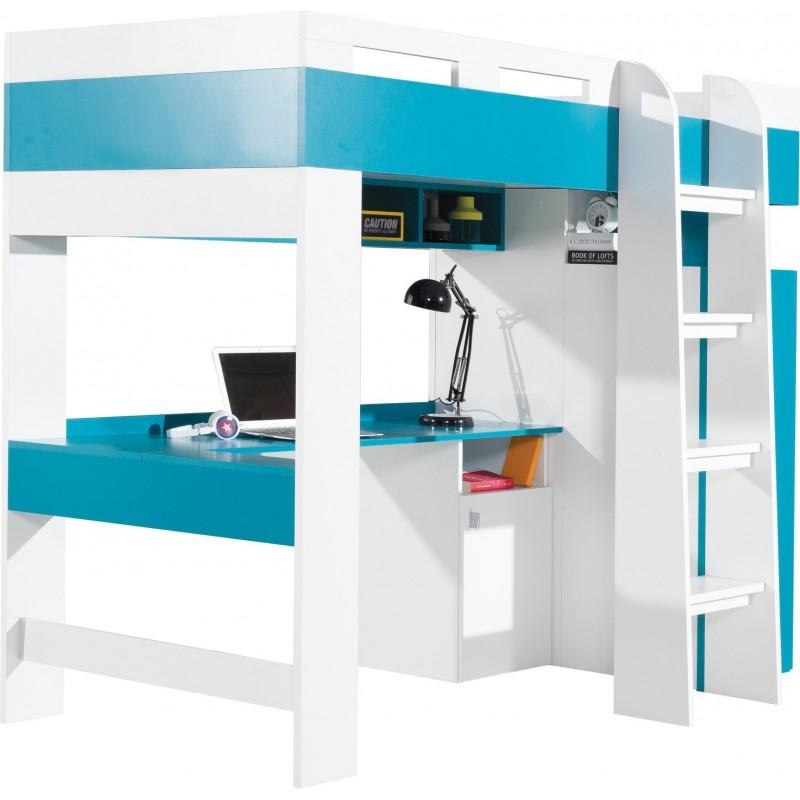 Łóżko piętrowe Mobi MO 20