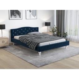 Łóżko tapicerowane LUDWIK