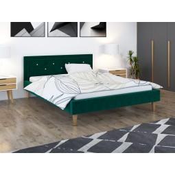 Łóżko tapicerowane UNO LUX