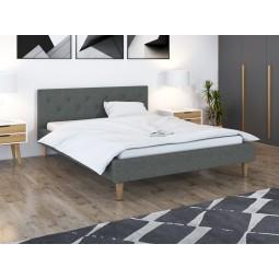 Łóżko tapicerowane SIMPLE