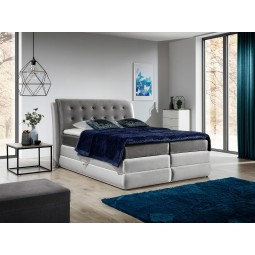 łóżko kontynentalne ARTE