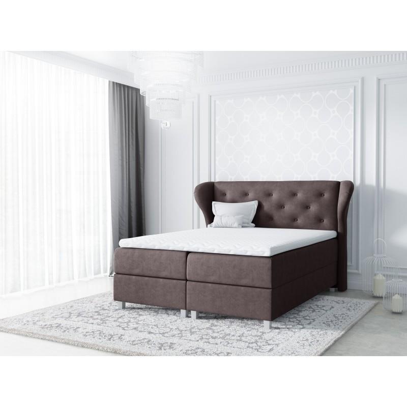 łóżko kontynentalne BAKARAT