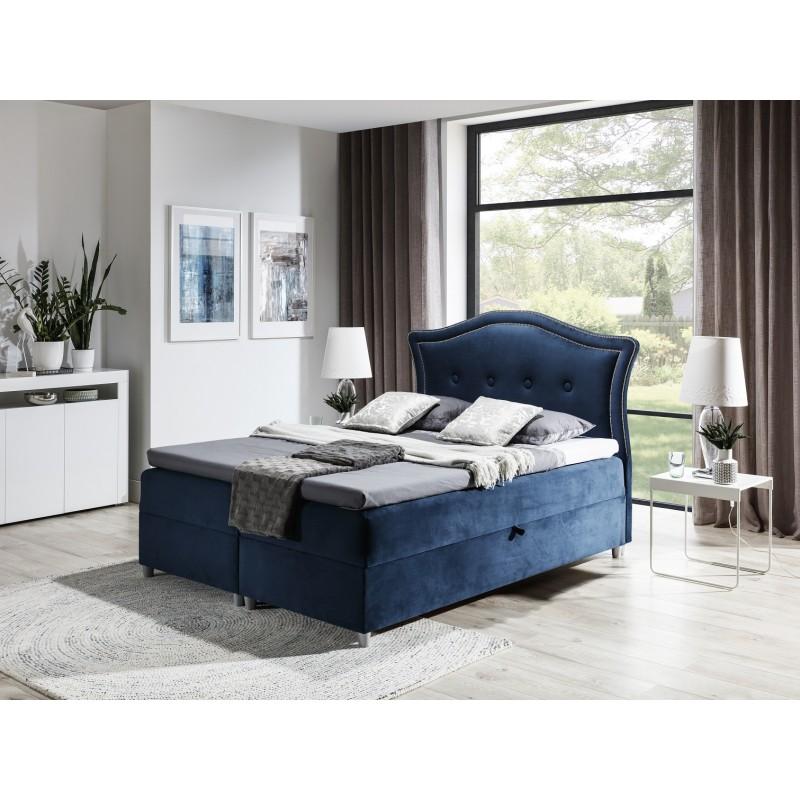 łóżko kontynentalne BEDRAN