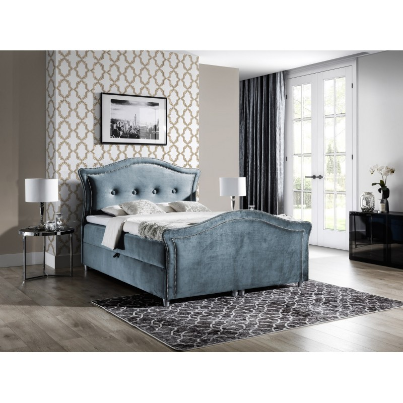 łóżko kontynentalne BEDRAN LUX