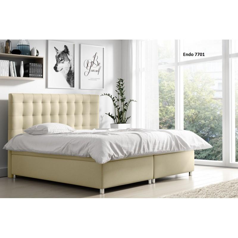 łóżko kontynentalne BELLA