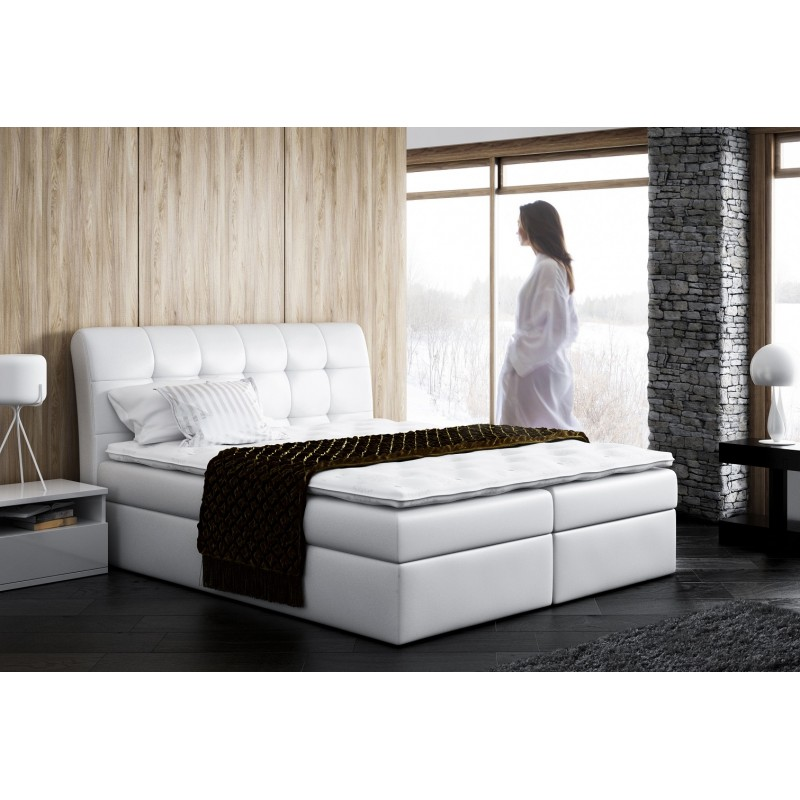 łóżko kontynentalne DIEGO