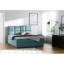 łóżko kontynentalne GALAXY