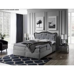 łóżko kontynentalne GUSTO