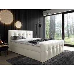 łóżko kontynentalne MALIBU