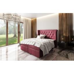 łóżko kontynentalne MASSIMO