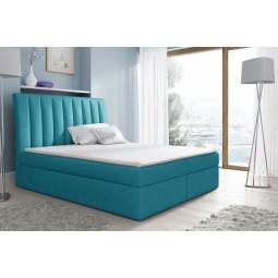 łóżko kontynentalne NERO