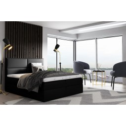 łóżko kontynentalne SALSA