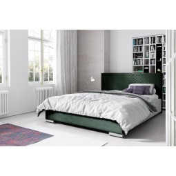 Łóżko tapicerowane CAMPO