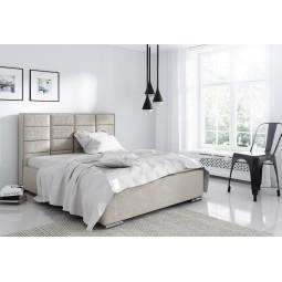 Łóżko tapicerowane Capri