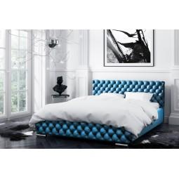 Łóżko tapicerowane FARO