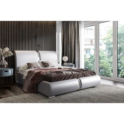 Łóżko tapicerowane IVO