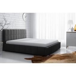 Łóżko tapicerowane LEO