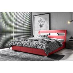 Łóżko tapicerowane LEXUS