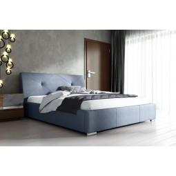 Łóżko tapicerowane MORENO