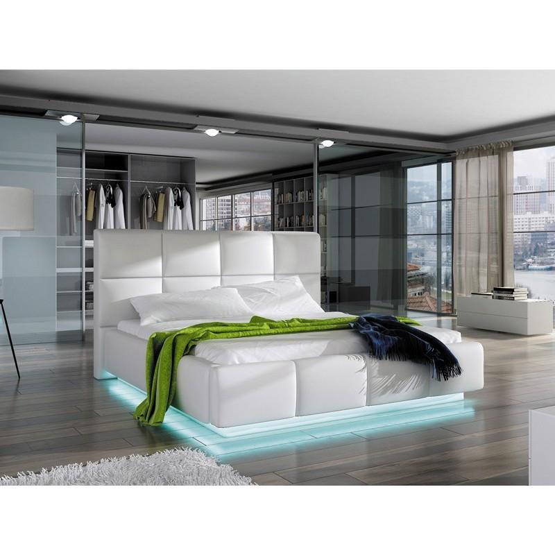łóżko tapicerowane Asti