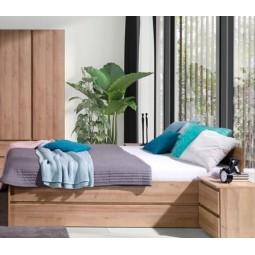 Cosmo łóżko sypialniane C16