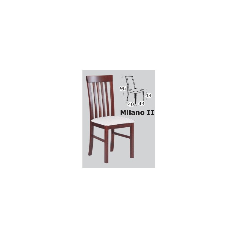 Krzesło MILANO II