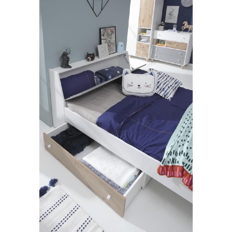Łóżko Faro FR-14 z szufladą