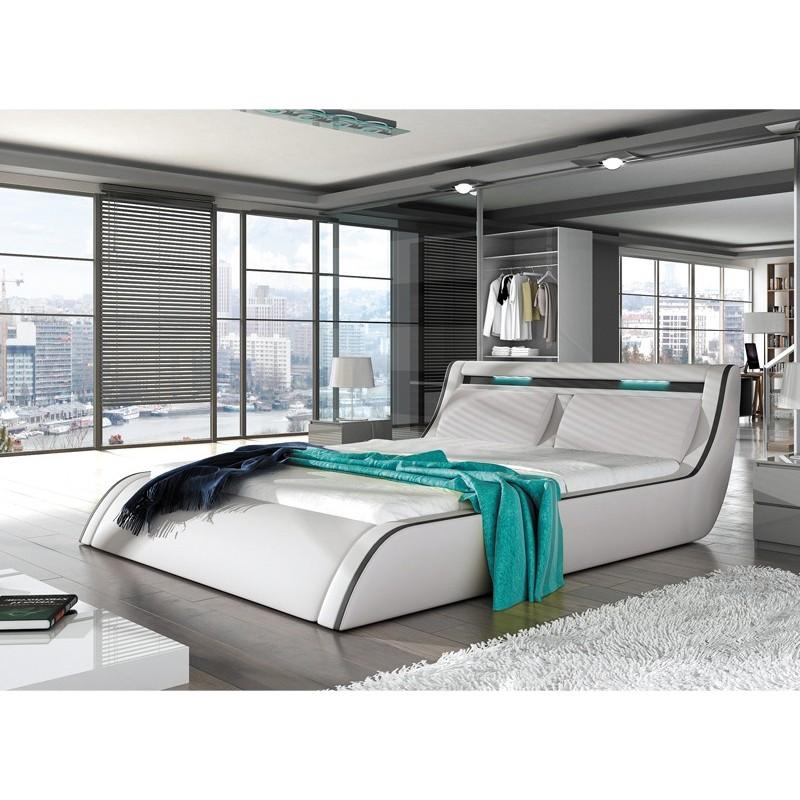 łóżko tapicerowane Corfu