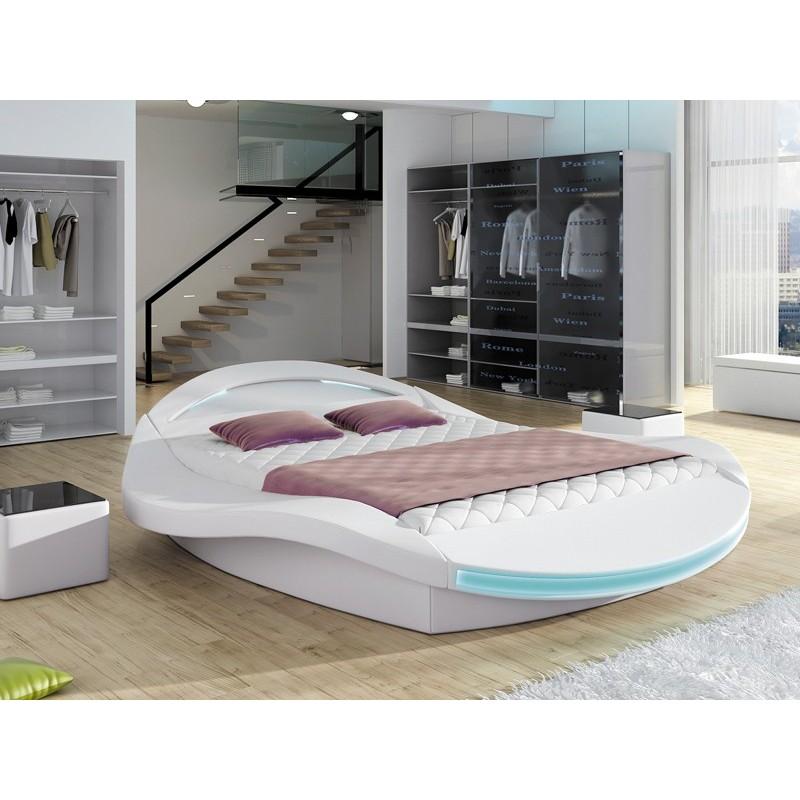 łóżko tapicerowane Ferro