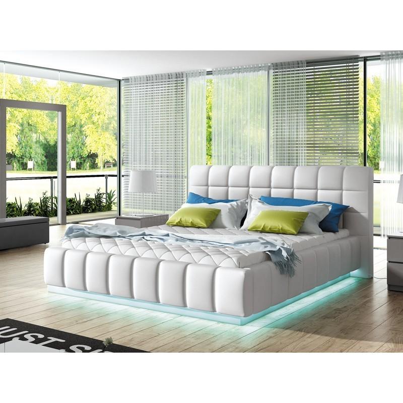 łóżko tapicerowane Prato 160 promo