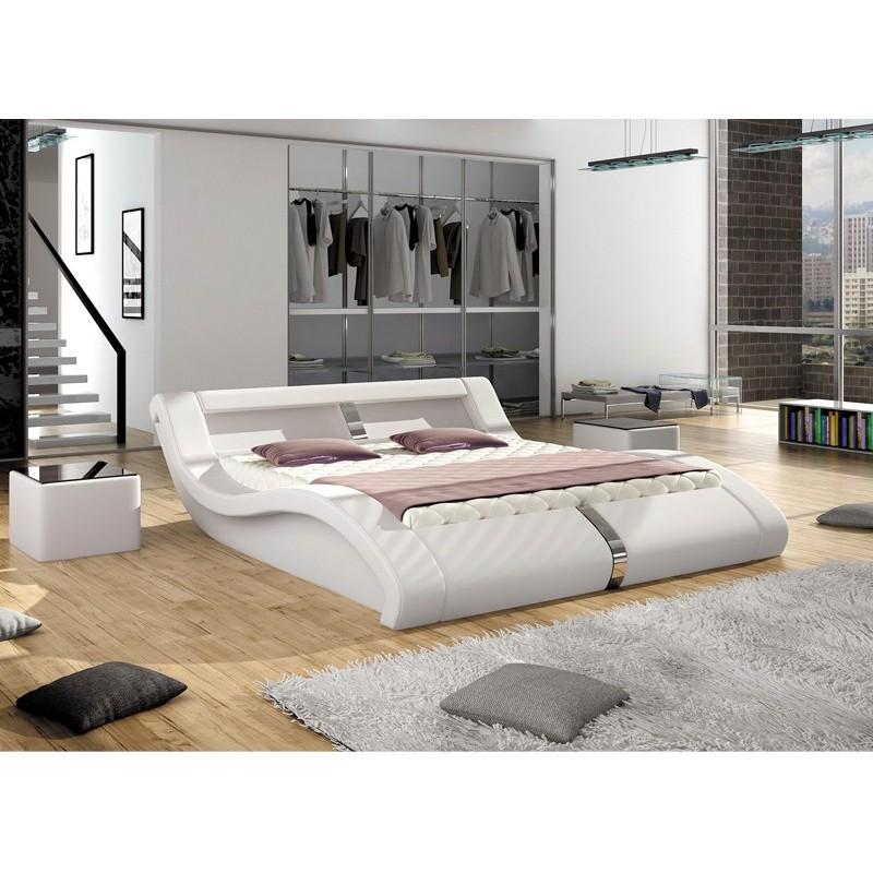 łóżko tapicerowane Malibu