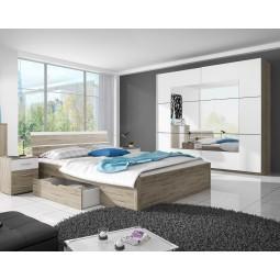 Sypialnia BETA san remo + biały