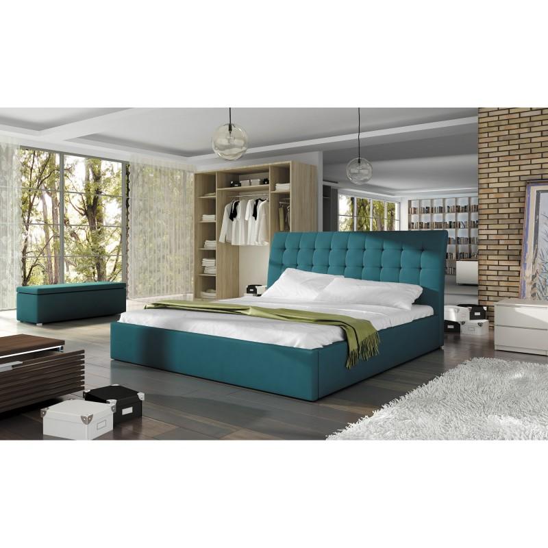 łóżko tapicerowane Terasso 160 promo