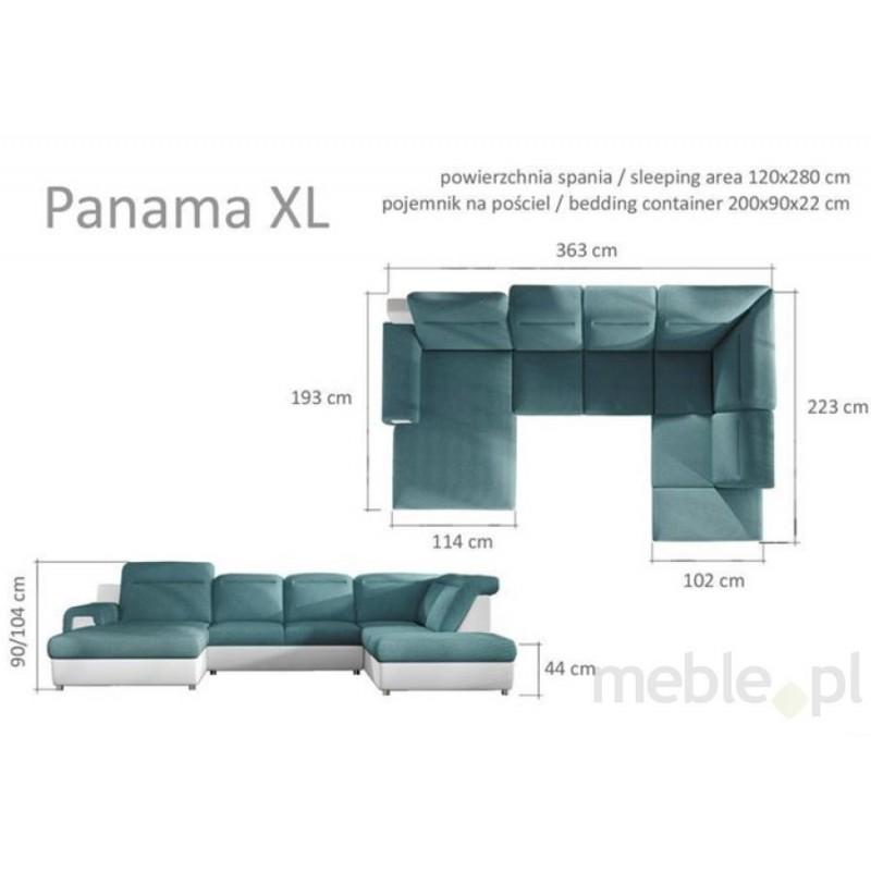 narożnik Panama XL