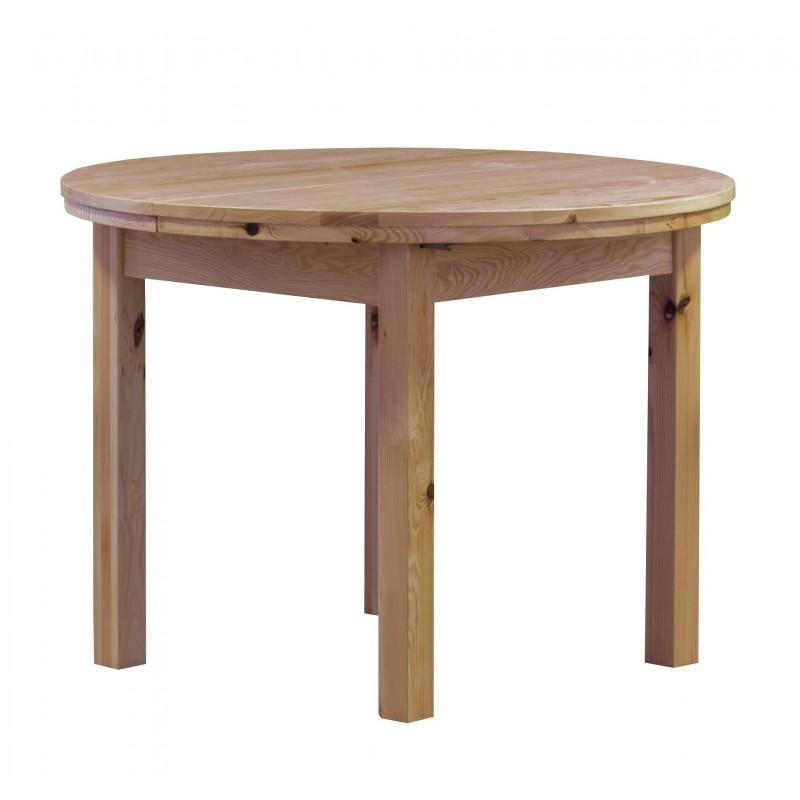 Stół okrągły rozciągany MODERN