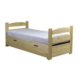 Łóżko 90 Maja z pojemnikiem MODERN