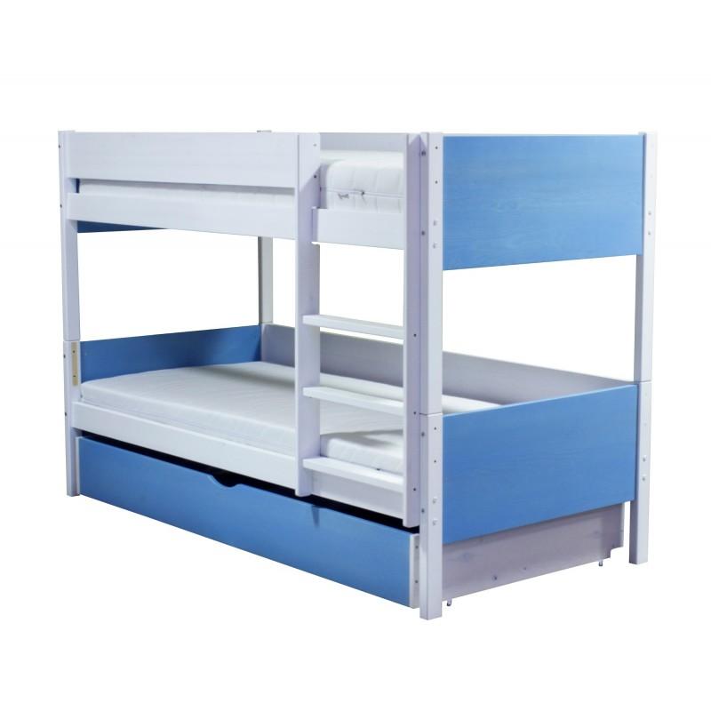 Łóżko Tolo III piętrowe MODERN