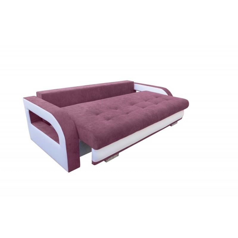 kanapa ABLA z pufą