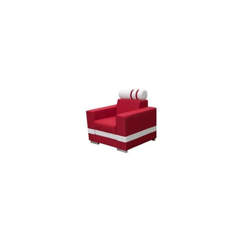 Fotel F1 z zagłówkiem