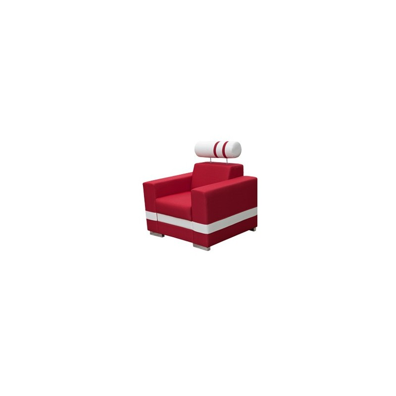 Fotel R1 z zagłówkiem