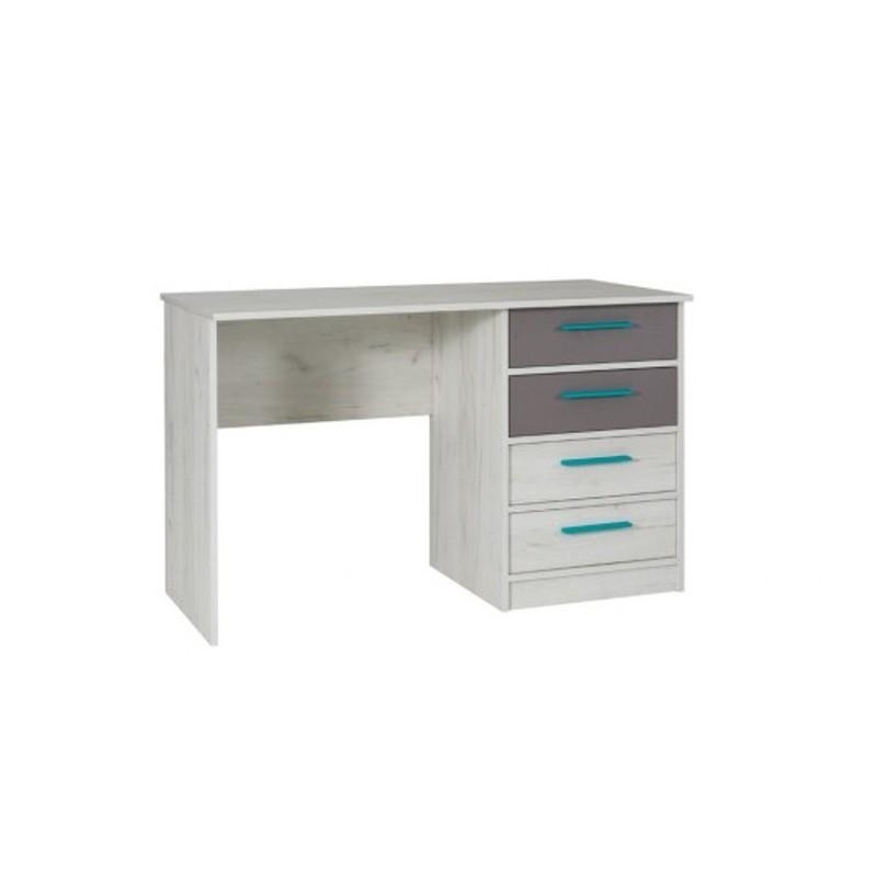 biurko z szufladami REST R06