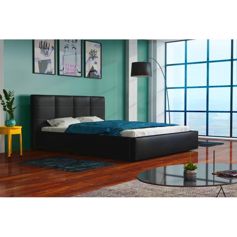 łóżko tapicerowane Live
