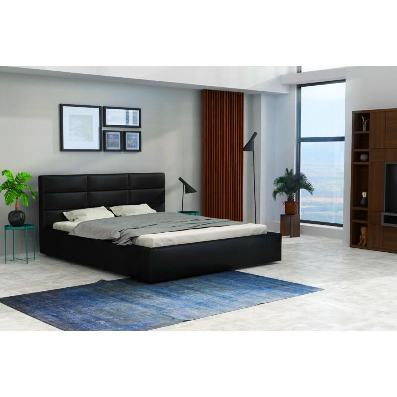 łóżko tapicerowane Aron